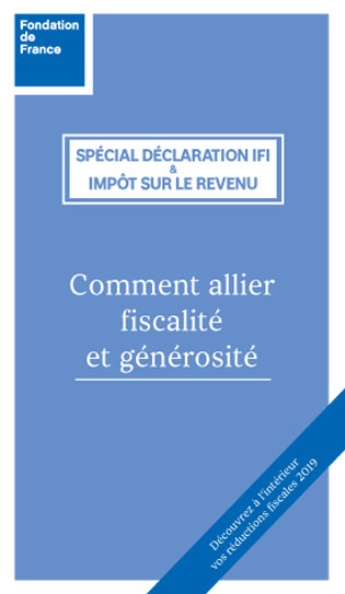 Guide fiscal IFI Fondation de France 2019